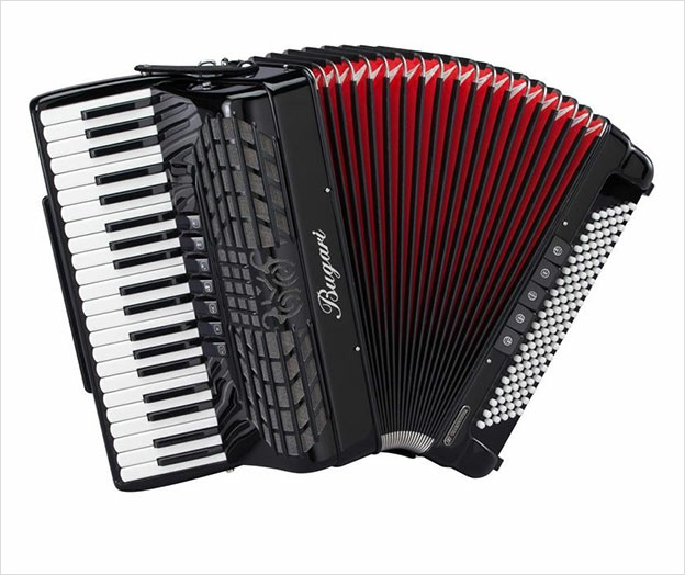 Bugari Armando ChampionCassotto 250/CHC - The Accordion Lounge