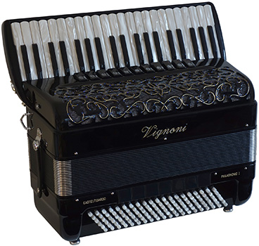 Vignoni Philarmonic 1 Musette Piano Accordion - Accordion Lounge