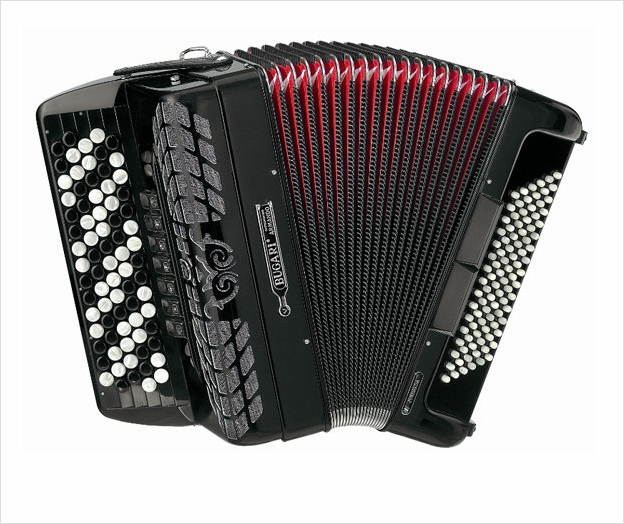 Bugari Armando Championfisa 320/CH Accordion - The Accordion Lounge