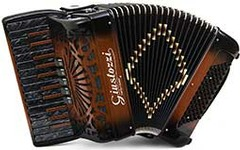 Giustozzi Mod 44/TV Piano Accordion