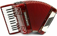 Giustozzi Mod 4/TV Piano Accordion