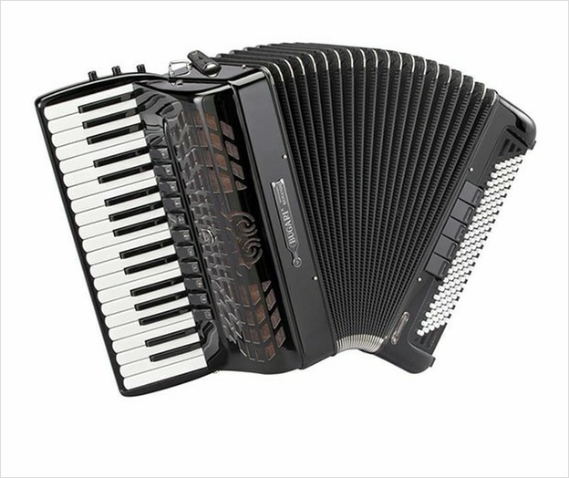 Bugari Armando Seniorfisa 151/SE/C - The Accordion Lounge