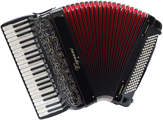 Vignoni Philarmonic 1 Musette Piano Accordion - The Accordion Lounge