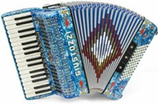 Giustozzi Mod 55/SL Piano Accordion Piano Accordion