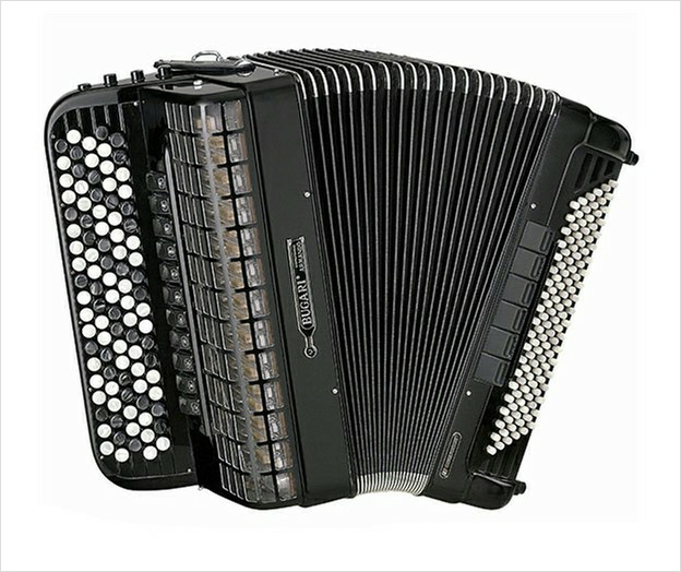 Bugari Armando Artist Cassotto 504/ARS/C - The Accordion Lounge