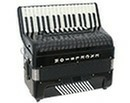 Excelsior E72/4S 72 Bass Piano Accordion - Accordion Lounge