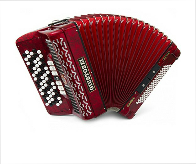 Giustozzi Mod 3020/C Chromatic Accordion - The Accordion Lounge