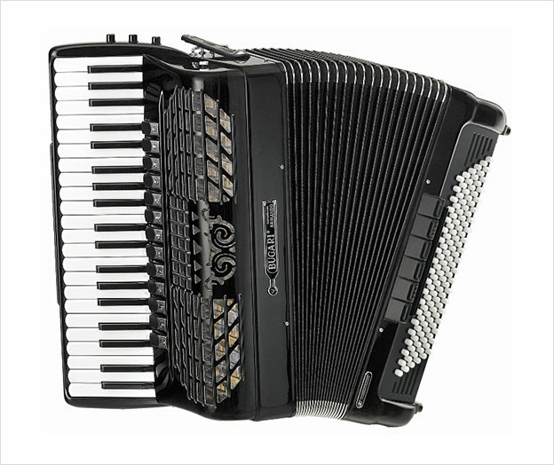 Bugari Armando ChampionCassotto 260/CHC/C - The Accordion Lounge